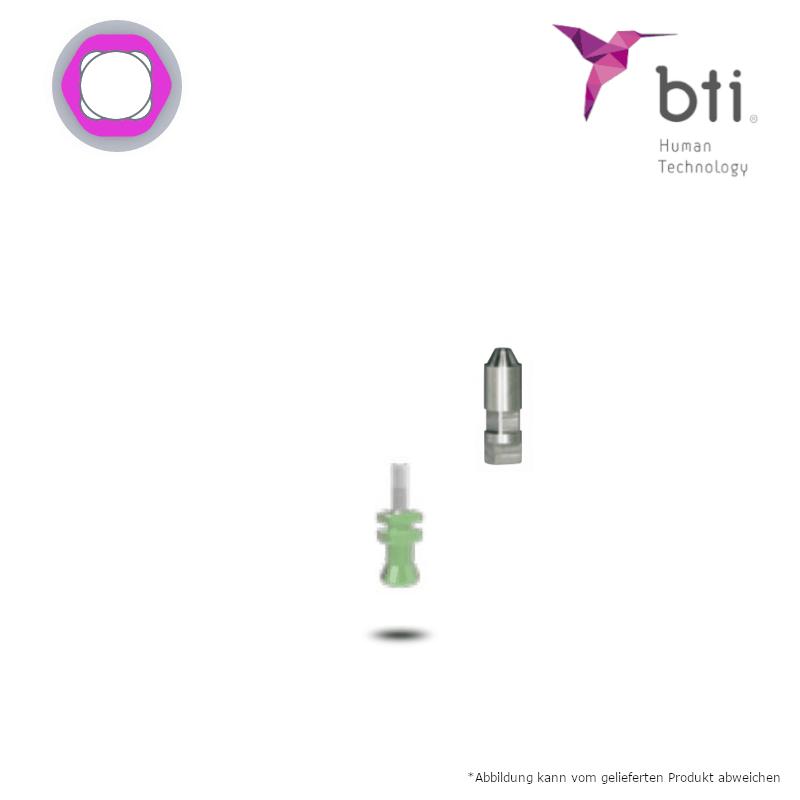 Abform-/Registrierpfosten für erweiterte MULTI-IM Ø 5,50 mm (Ø 3,5 mm - schmal/CORE)