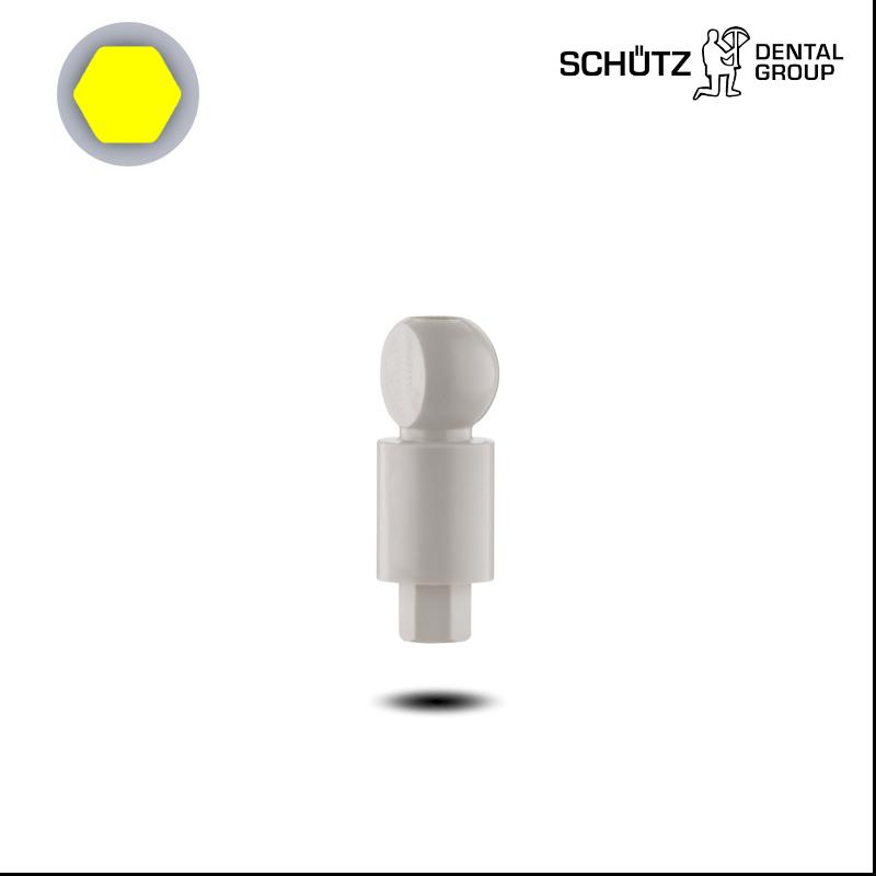 Scan Abutment (hex, Ø 3,3/3,6 mm)