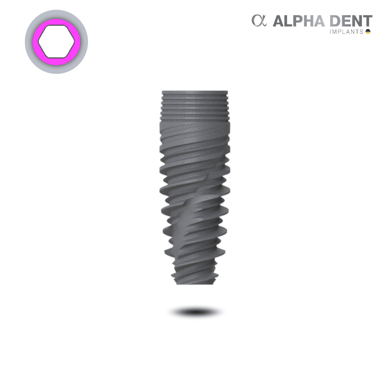 Active Konus Implantat (konisch, schmal)