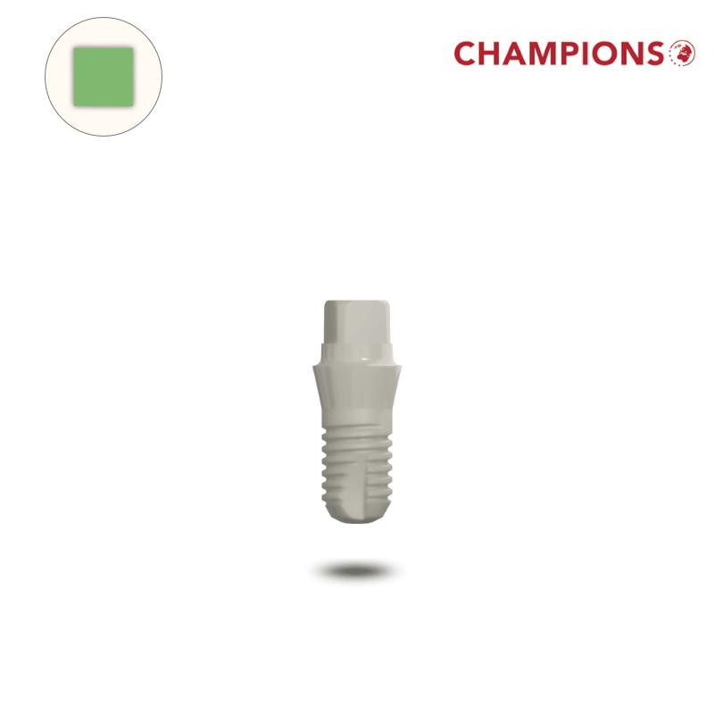Einteiliges Patent™ Implantat
