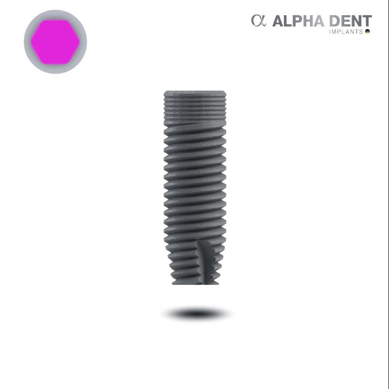 Classic Implantat (hex, schmal)