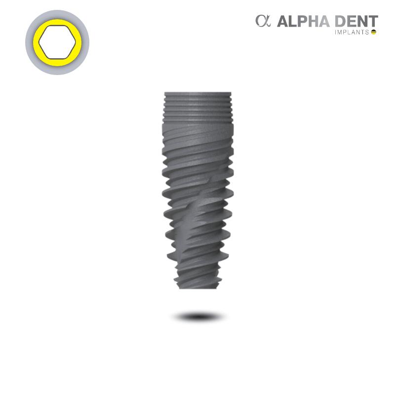 Active Konus Implantat (konisch, breit)