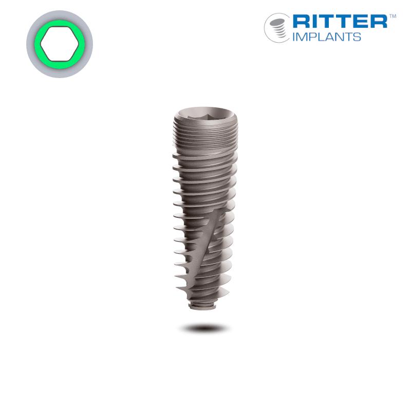 Ø 3,75 mm SB/LA Spiral Implantat