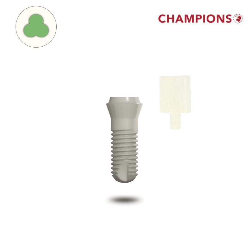 Zweiteiliges Patent™ Implantat