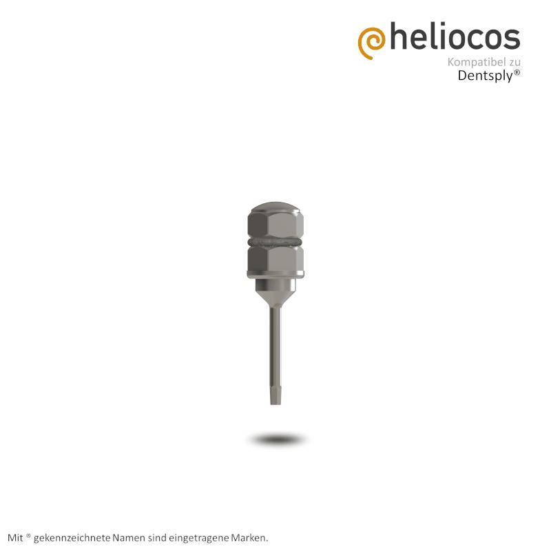 Eindrehinstrument mit Hex 1,01 mm für Ratsche kompatibel zu Dentsply® Ankylos®