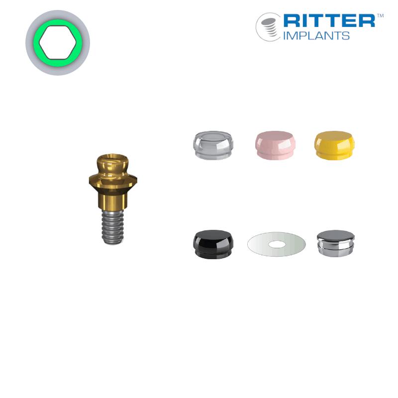 Entfernbare Multi Unit Abutments (Ø 3,75 mm - standard)