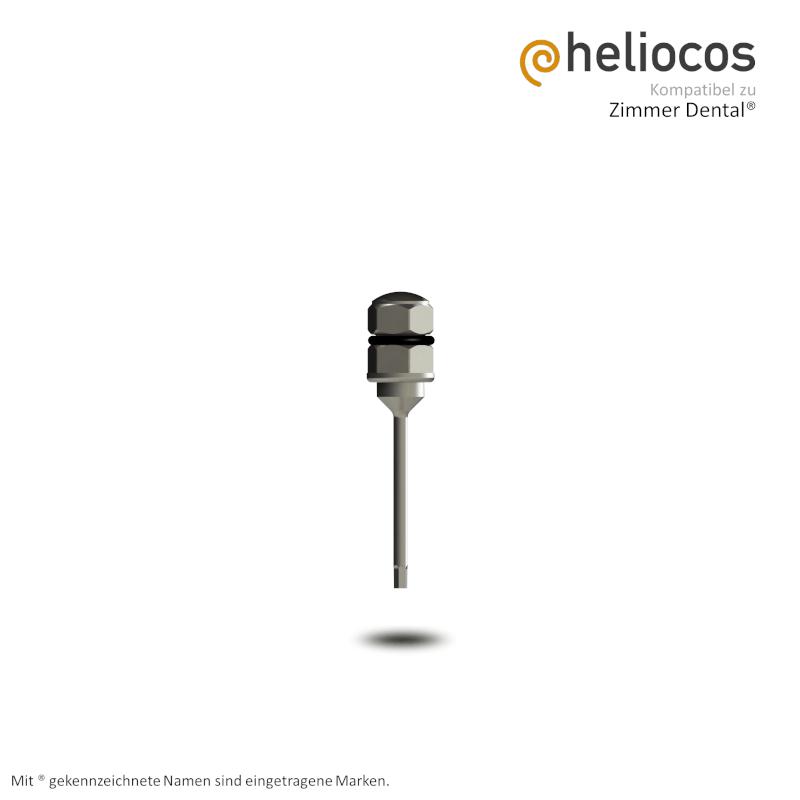Eindrehinstrument mit Hex 1,26 mm für Ratsche kompatibel Zimmer®