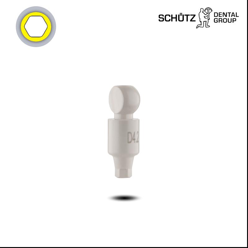 Scan Abutment (konisch, Ø 3,3/3,6 mm)