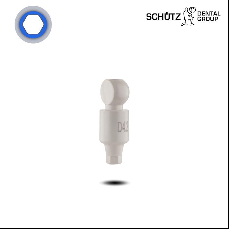 Scan Abutment (konisch, Ø 5,3/5,5 mm)